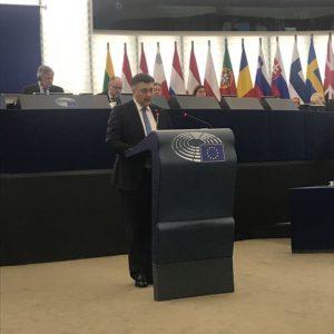 Premier van Kroatië, Andrej Plenkovic
