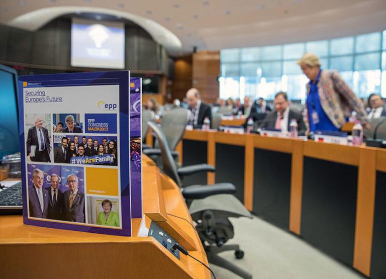 Esther de Lange - CDA & EVP