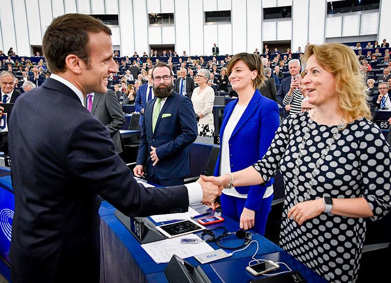 Esther de Lange - Europees Parlement