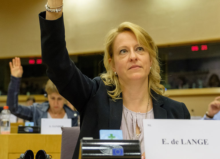 Esther de Lange - Parlementaire Commissies