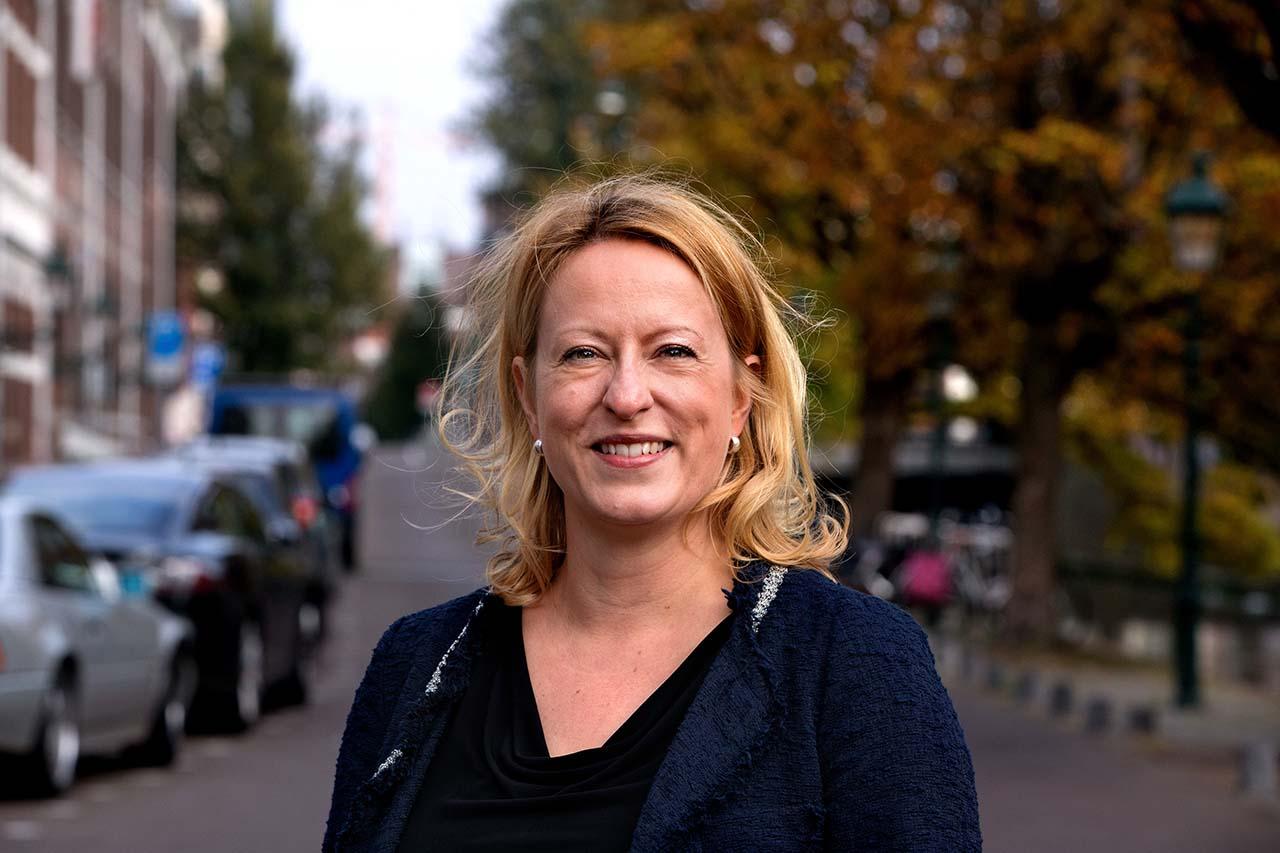 Esther de Lange | Vicepresident EVP en Delegatieleider CDA